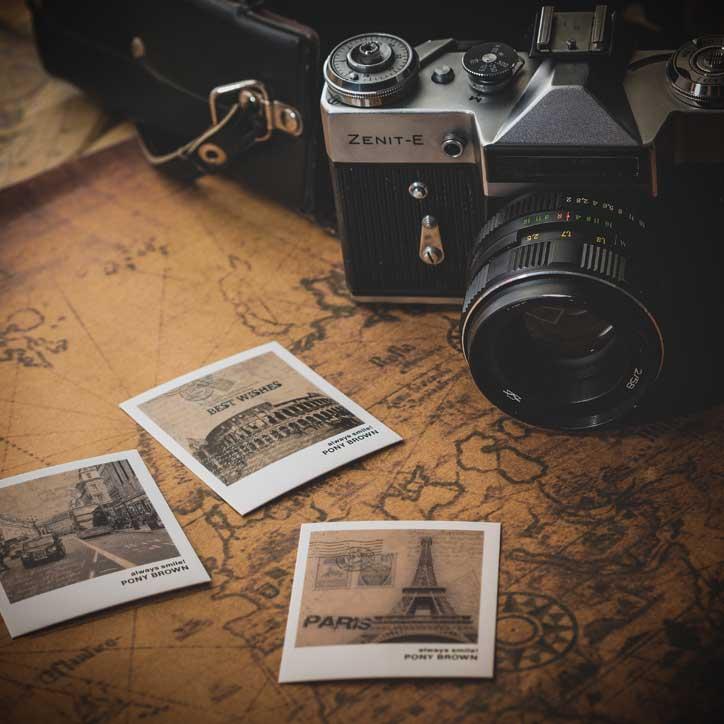Fotografia commerciale e reportage